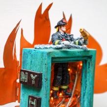 fire box detail